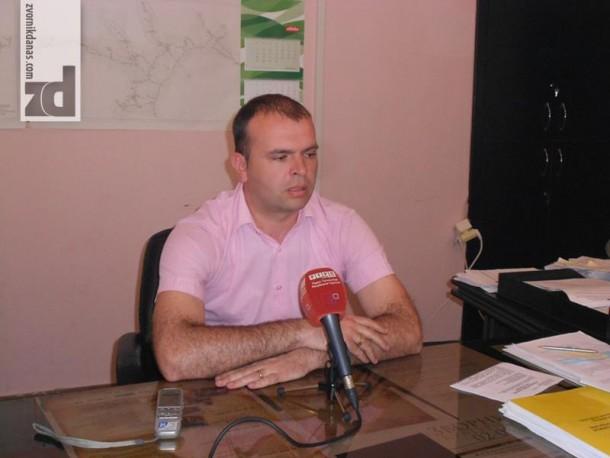 Zamjenik načelnika opštine Zvornik, Bojan Ivanović