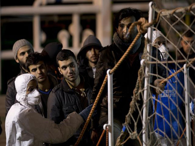 Islamisti među migrantima