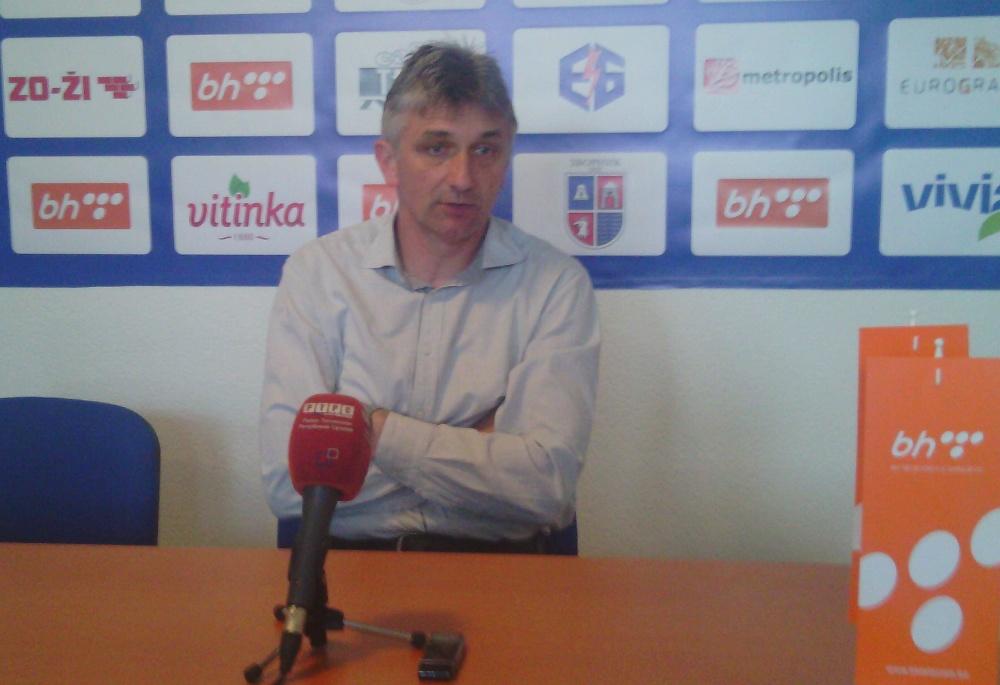 Photo of Bajić: Sreća nam se konačno osmjehnula