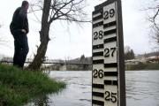 U Semberiji na snazi redovna odbrana od poplava