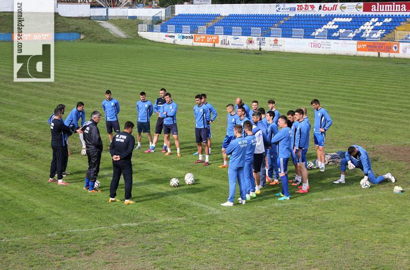 Photo of PREDSTAVNICI FSBIH I UEFA-E U ZVORNIKU: Pred Drinom trenutak istine!