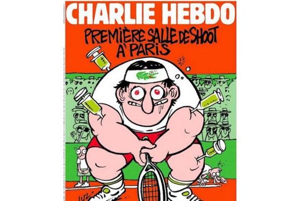 Photo of »Šarli Ebdo« optužio Nadala za doping