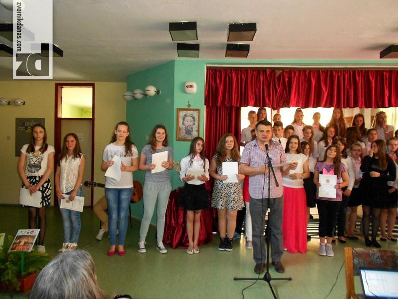 Photo of Dan učeničkih postignuća u OŠ 'Sveti Sava' Zvornik