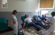 Humanost i sport: Bokseri dobrovoljno dali krv