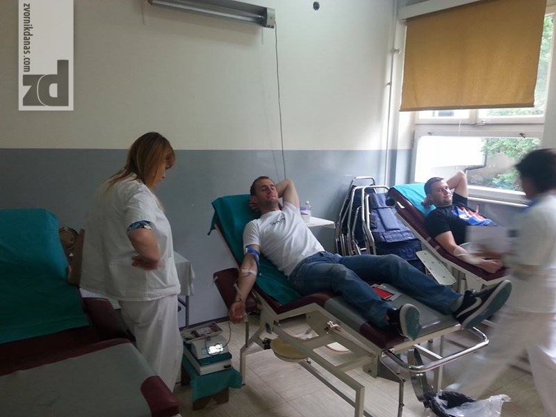 Photo of Humanost i sport: Bokseri dobrovoljno dali krv