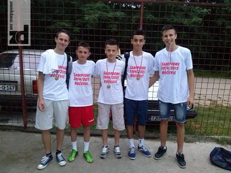 Photo of Jedinstvo iz Roćevića šampion Pionirske lige u fudbalu