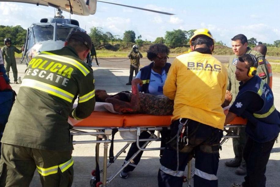 Photo of Majka i beba preživjele avionsku nesreću, pronađene u džungli