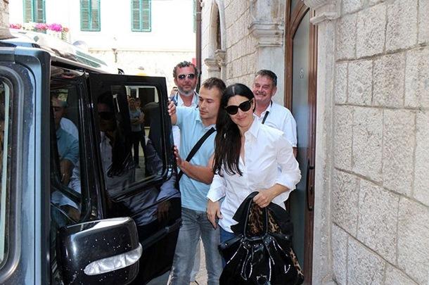 Photo of Monika Beluči stigla u Trebinje