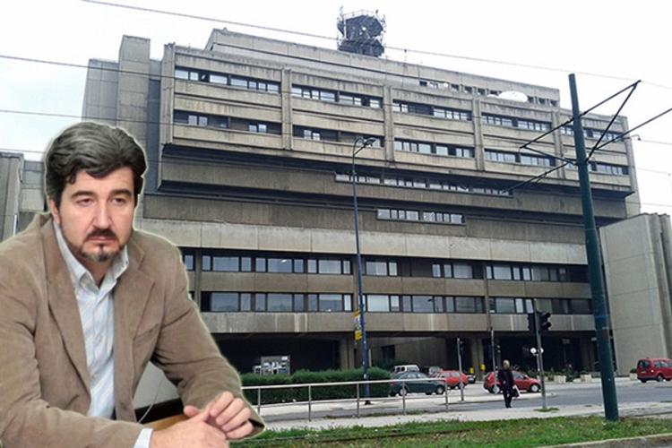 Belmin Karamehmedović novi generalni direktor BHRT-a