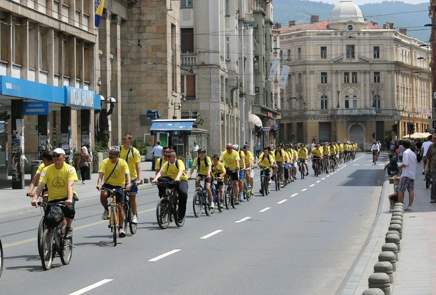 Photo of Oboren Ginisov rekord u najdužoj biciklističkoj liniji