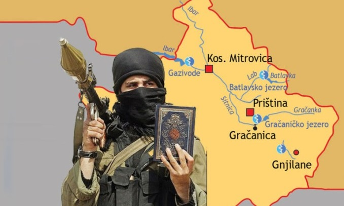 Photo of Islamisti pred vratima
