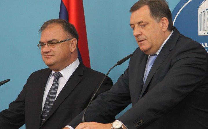 Vlada nacionalnog spasa, Lukač zajednički premijer?