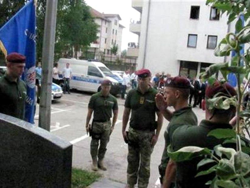 Photo of Osmi odred Specijalne brigade obilježio 23 godine od formiranja