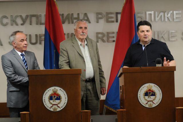 Obnavlja se rad Izvorne Srpske demokratske stranke