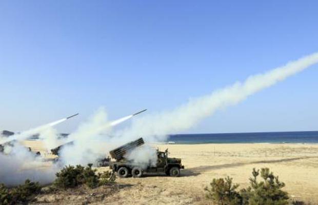 Pjongjang izvršio probno ispaljenje tri projektila