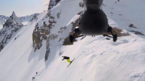 Photo of Ruski skijaš oborio svjetski rekord na aktivnom vulkanu (video)