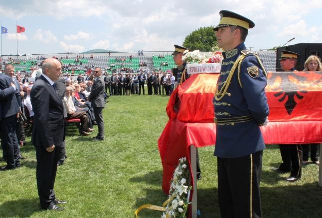 Sahrana Boljetnica protekla bez incidenata