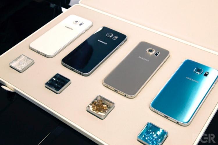 Prodaja Galaxy S6 telefona ispod očekivanja