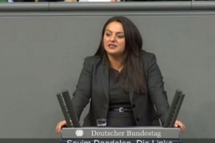 Njemačka poslanica: U Vladi Kosova sjede teroristi! (video)