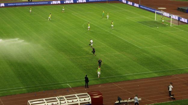 Photo of Otvoreno fašističke poruke sa utakmica u Splitu i Zenici