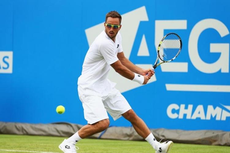 Troicki u drugom kolu Vimbldona, Džumhur poražen od Federera