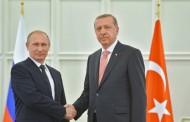 Erdoan se telefonom pravdao Putinu u vezi sa Asadom