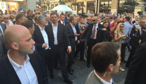 Photo of Različiti pogledi Sarajeva i Banjaluke na posjetu Beogradu