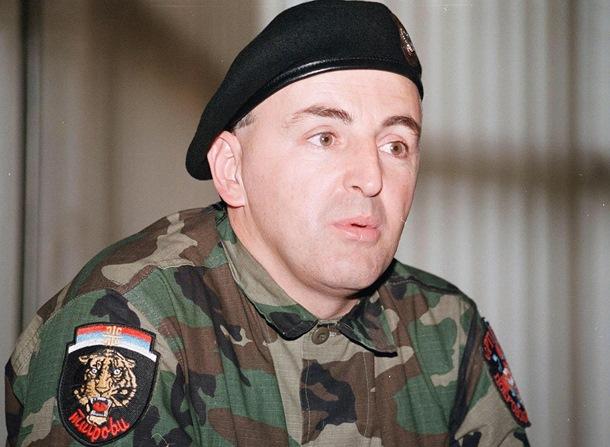 Photo of Arkan naoružavao Hrvate, prodao oružje Tuđmanovim paravojnim formacijama