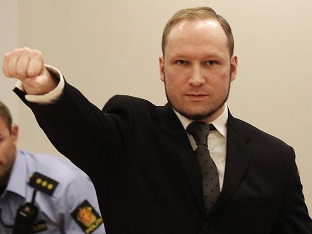 Photo of Brejvik primljen na univerzitet u Oslu