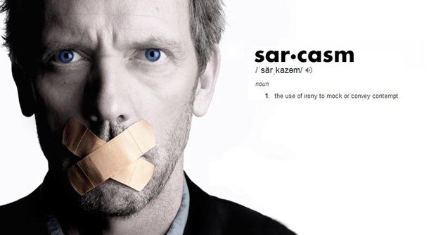 Sarkazam nas čini mnogo kreativnijim