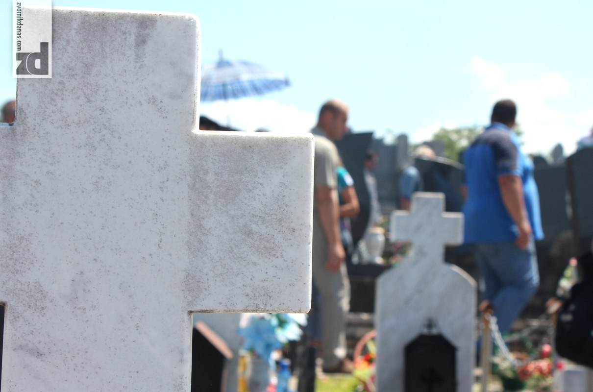 Photo of Pomen ubijenim srpskim civilima u selu Gornji Magašići kod Bratunca