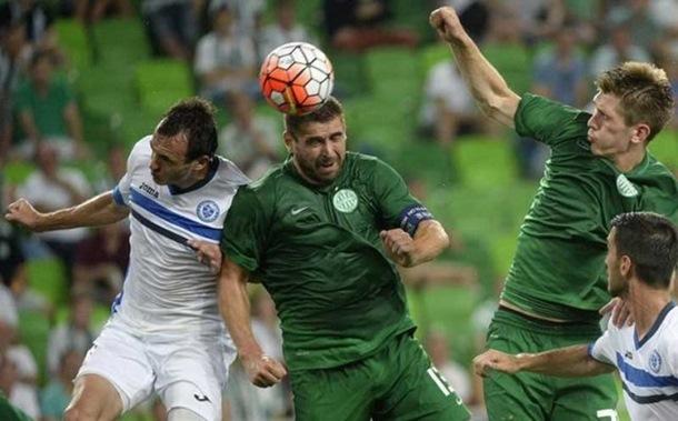 Photo of Liga Evrope: Debakl Rijeke, iznenadio Željo