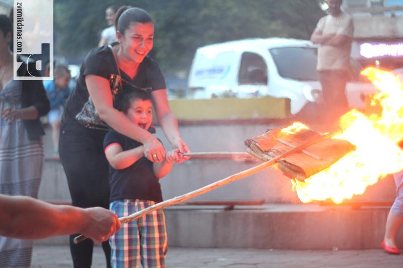 Photo of Lile obasjale Zvornik i nasmijana dječija lica (foto)