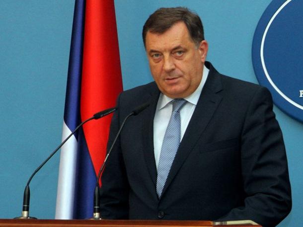 Dodik: Nema razgovora o mehanizmu koordinacije