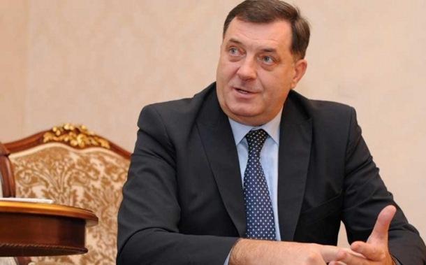 Dodik: Na dnevnom redu i rad SDS-a u institucijama BiH
