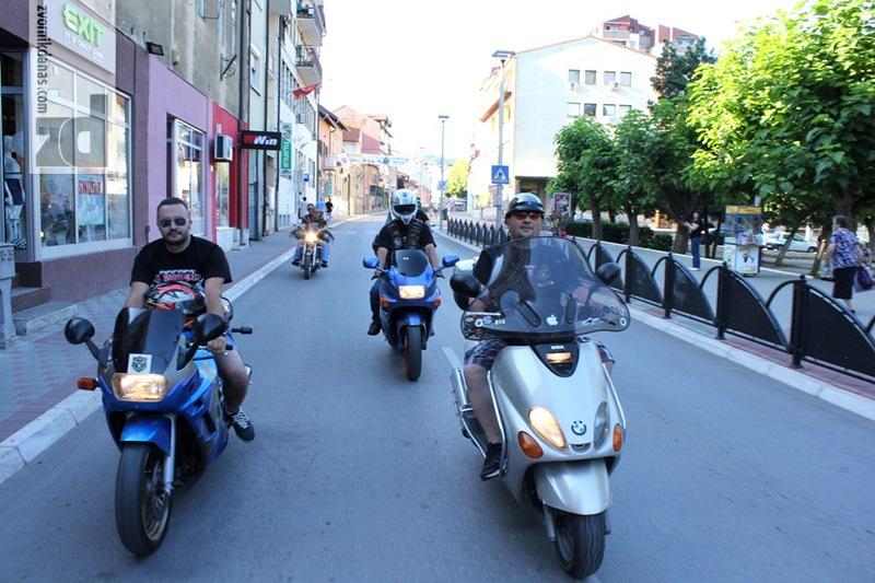 Photo of U Zvorniku počeo Četvrti međunarodni moto skup
