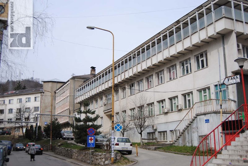 Photo of Teška situacija u zvorničkoj bolnici: Zaražen direktor i deset zaposlenih