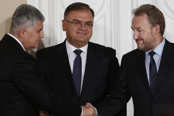 Photo of Članovi Predsjedništva BiH danas u Beogradu