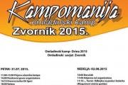 """Regionalni omladinski kamp ,,KAMPOMANIJA"""""""