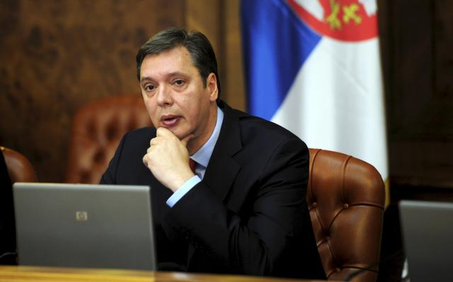 Vučić pisao zvaničnicima EU povodom Hrvatske blokade