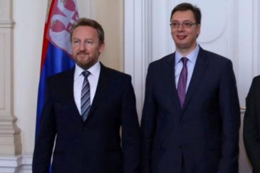 Photo of Vučić i Izetbegović razgovarali telefonom