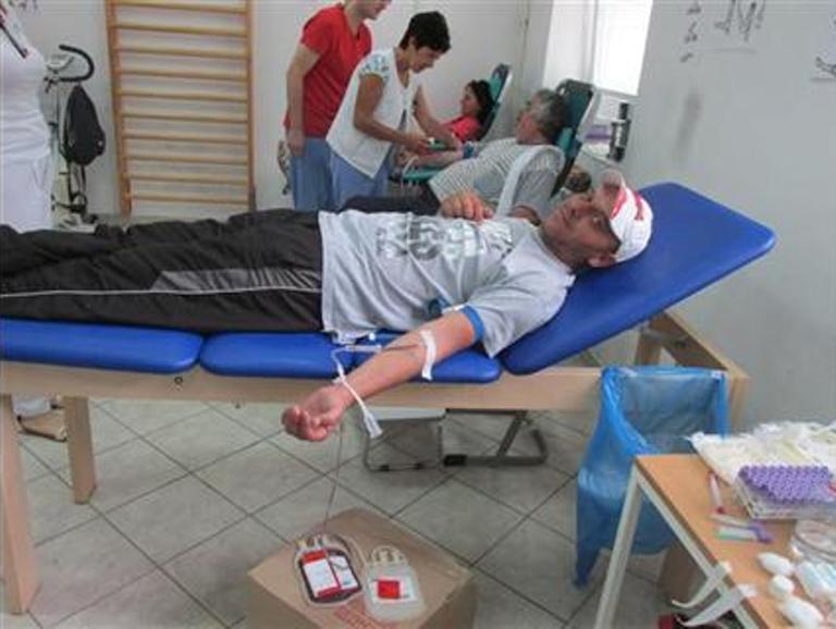 Photo of Prikupljene 73 doze krvi