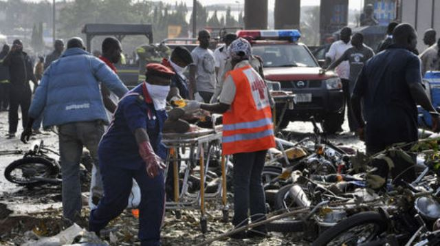 Nigerija: Bomba ubila najmanje 25 ljudi