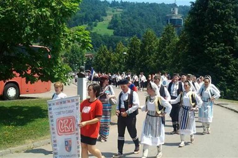 Photo of U Milićima počeo Festival narodnih igara i pjesama