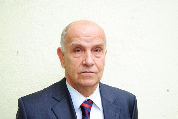 Vojno politički analitičar Gostimir Popović