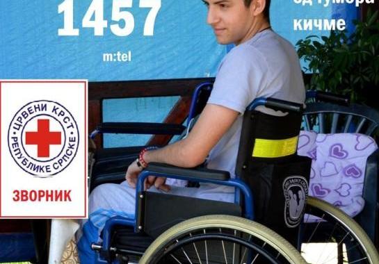 Pokrenut humanitarni broj za liječenje Dejana Mićića – 1457