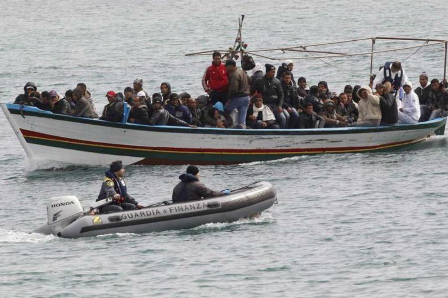 Photo of Zatekli ga na Drini s migrantima