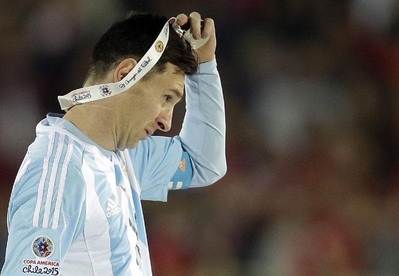 Photo of Mesi: Ništa ne boli kao poraz u finalu