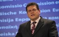 Šefčović: Tranzit gasa samo preko Ukrajine