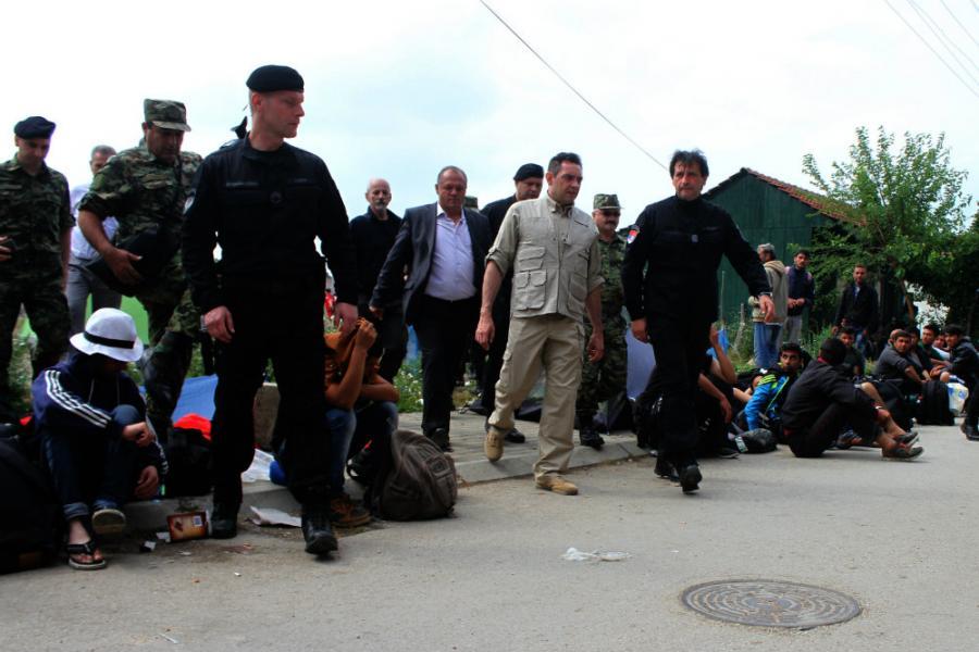 BiH spremna za mogući priliv ilegalnih migranata